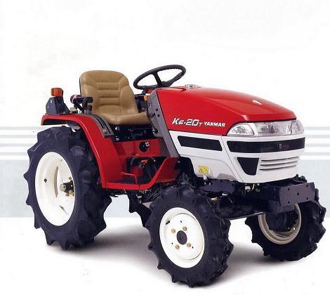 Mali Traktori Za